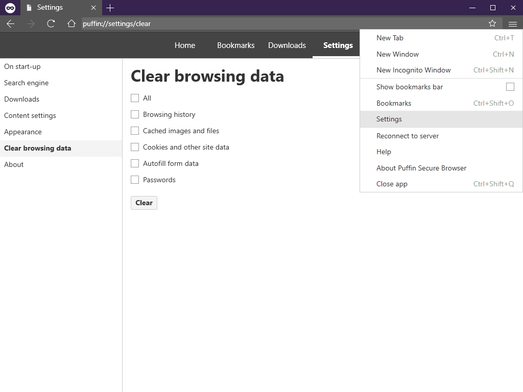 Download Puffin Browser 9.0.0.337 – Windows – Vessoft